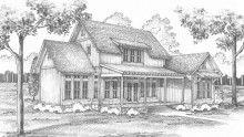 Laurel Oak Floor Plan | #LongCoveTX