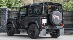 Land Rover Defender Kahn