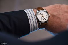 It's easy to get distracted by the brightest, shiniest watches of Baselworld; the watches that live up to the marketing parlance of 'novelties'. But sometimes the real winners are the quiet achievers. I suspect Omega's redesigned Seamaster Aqua Terra 150m will be one of these winners. The AT...