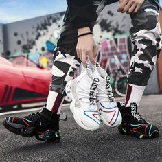 Tyche 'Aspect Of Dusk' Sneakers - Brute Impact Cute Hippie Outfits, Trendy Outfits, Dream Chaser, The Time Is Now, Black And White Colour, Exclusive Collection, White Shoes, Dusk, Latest Fashion Trends