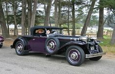 1930 Ruxton Model C Raunch and Lang Roadster - 25 Stunning Art Deco Cars | Complex