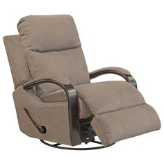 This swivel glider r