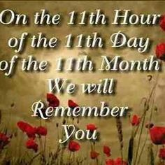 We will remember them <3