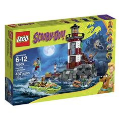 Compare prices on LEGO Scooby Doo Set Haunted Lighthouse from top online retailers. Save money on your favorite LEGO figures, accessories, and sets. Scooby Doo Jeux, Lego Scooby Doo, Lego Building Sets, Building For Kids, Lego Sets, Legos, Mr Brown, Scooby Doo Images, Shaggy And Scooby