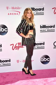 Rachel Platten 2016 Billboard Music Awards Red at T-Mobile Arena on May 22 in Las Vegas.