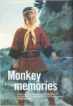 Monkey Magic is a brilliant TV Show from the early 1980s about the ravels of a monk and his followers to find the Holy Scriptures. A must watch! Monkey Magic is one of the many TV adaptations based on one of the 4 greatest Chinese literary works called 'The Journey to the West'.