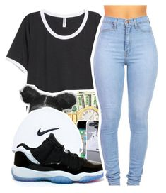 """""""Untitled #316"""" by mindset-on-mindless ❤ liked on Polyvore featuring beauty, H&M and Retrò"""