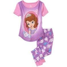 Honest Doc Mcstuffins Toddler Girls Pajama Set With Handmade Ruffles Nwt For Sale Sleepwear