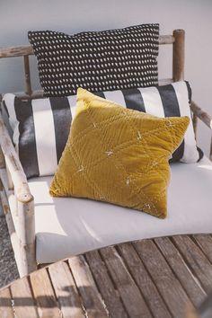 ♥ Mellow Yellow, Mustard Yellow, Entourage, Pillow Talk, Elsa, Minimalist, Cushions, Throw Pillows, Interior Design