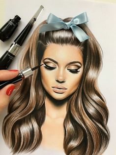 Dessin | Make up | Yeux