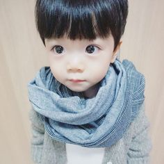 Pin By 리틀 프린세스 On 아이들 Pinterest Ulzzang Ulzzang Kids - Japanese baby boy hairstyle