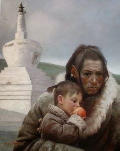 沈汉武(Han+Wu+Shen)-www.kaifineart.com-3.jpg (635×800)