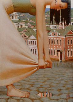 Andrey Remnev, Paintings. Russian artist Andrey... - SUPERSONIC ART