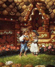 Scott Gustafson - Hansel and Gretel