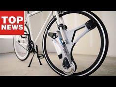 GeoOrbital Wheel: Damit wird jedes Fahrrad zum eBike - YouTube