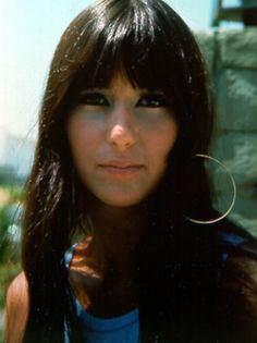 Cher, 1960's  I always wanted to look like her!