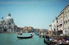 Venice-Venedig-036 World Pictures, Venice, Europe, Boat, Italy, Venice Italy, Dinghy, Italia, Boats