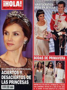 Revista Hola de Mayo
