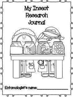 MY KINDERGARTEN JOURNAL FREEBIE (COVER AND BLANK WRITING