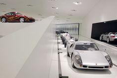 Cars Exhibition Hall