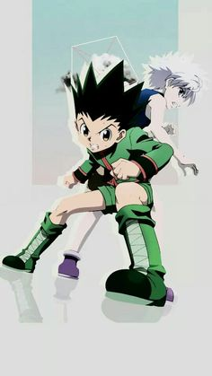 Gon Vector by on deviantART
