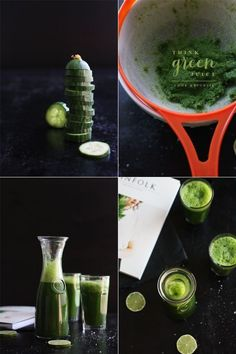 Think Green Juice | 29 Delicious Ways To Eat More Vegetables