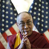 His Holiness the Dalia Lama