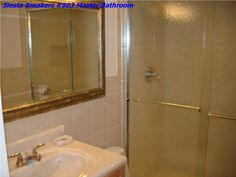 Thing 1, Siesta Key, Beach Condo, Condominium, Sink, Mirror, Sink Tops, Vessel Sink, Sinks