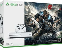 Purchase Xbox One S Console - Gears of War 4 Bundle [Discontinued] with big discount! Fast shipping for Xbox One S Console - Gears of War 4 Bundle [Discontinued] Xbox 360, Playstation, Xbox One S 1tb, Gears Of War, Nintendo Ds, Wii U, Console Xbox One, Xbox Wireless Controller, Blu Ray Movies