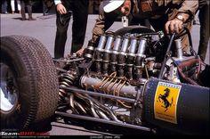 ... Racing Cars, Enginespur Power, Motorsports, Ferrari V12, 1964 Ferrari