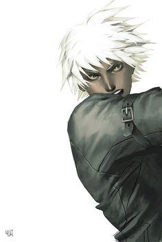 K' by y-u-k-i-k-o on DeviantArt Snk Games, Comic Games, Art Of Fighting, Fighting Games, King Of Fighters, K Dash, Street Fighter Characters, Fanart, Mobile Legends