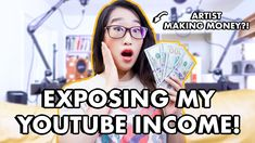 How Much MONEY Do SMALL YOUTUBERS Make? 6.8k SUBSCRIBERS (Not Clickbait)... Youtubers, How To Make Money