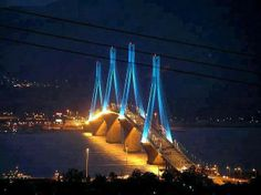 Rio-Antirio bridge (Patras, GR)