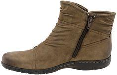 Cobb Hill Pandora Women's Boot (Stone)