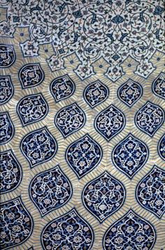 Pattern in Iranian art, Iran ceramic title