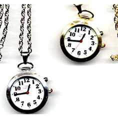 Talking pendant watch at LowVisionBooster.com