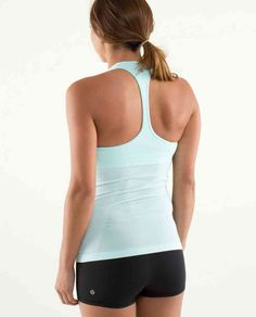 one hot-weather yoga outfit combo (pick a top w/a built in bra)
