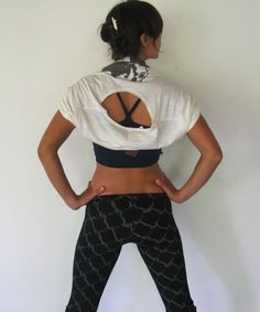 $56.75 from Kayayogawear on Etsty... love the print and that they are Capris!