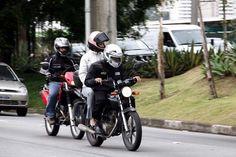 São Paulo: #Aprovado em São Paulo projeto de lei que proíbe garupa em motos