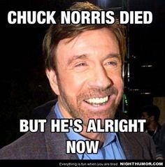 Random Enthusiasm Funny Chuck Norris memes