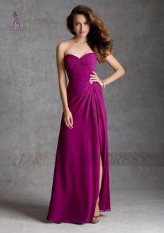 fuschia bridesmaid dresses - Google Search