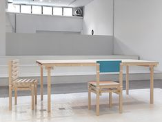 Inside Out furniture by Minale-Maeda can be downloaded, 3D-printed and assembled locally.