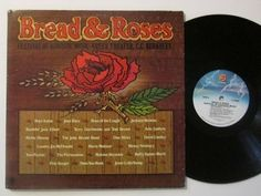 Rare Vinyl Record Bread & Roses Folk Festival Greek Theatre Berkeley LP Pete Seeger Richie Havens Malvina Reynolds Buffy Sainte-Marie Country Joe Mcdonald, Buffy Sainte Marie, Bread And Roses, Richie Havens, Pete Seeger, Rare Vinyl Records, Records For Sale, Jackson Browne, Joan Baez