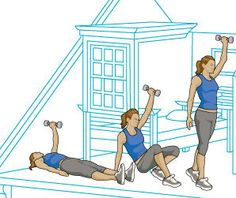 Ultimate at-home workout: Turkish get-ups