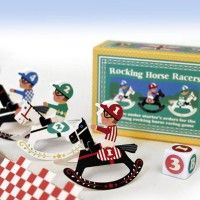 Rocking Horse Racers You're under starters orders for this exciting rocking horse racing game. Create your own rocking horse, and jockey, name them and enter it into the Rocking Horse Grand National. Stocking Fillers For Kids, Christmas Stocking Fillers, Games For Kids, Activities For Kids, Traditional Toys, Christmas Books, Christmas 2015, Toy Store, Stockings
