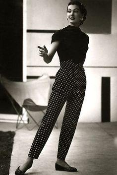 day wear 1950's