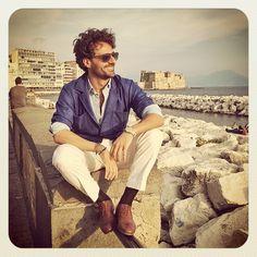 GIORGIO GIANGIULIO ITALIAN STYLE  @bcnpreppy