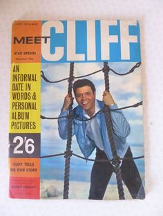 Meet Cliff - Cliff Richard Star Special Number Two 1962 - Words & Pictures