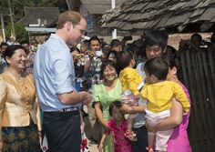 Prince William Photos: Prince William Visits China: Day 4
