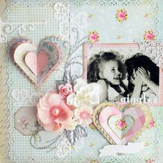 A Project by Steph Devlin from our Scrapbooking Gallery originally submitted 10/16/11 at 05:55 PM